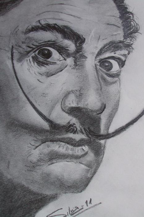 Salvador Dali par SILVIA.MH.